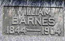 William Jeffries Barnes