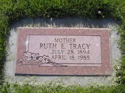 Ruth E. Tracy