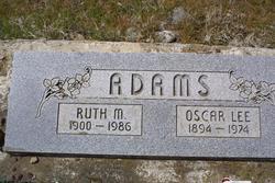 Oscar Lee Adams, Sr