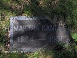 Martha <I>Kathrineberg</I> Hanley