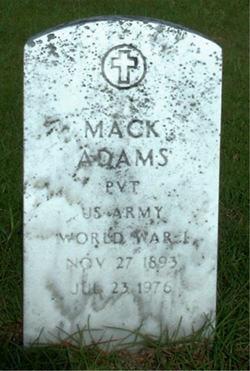 Mack Adams