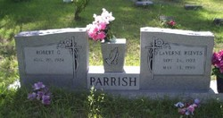LaVerne <I>Reeves</I> Parrish