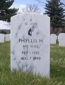 Phyllis H Aigner