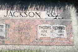 Thomas Richard Jackson