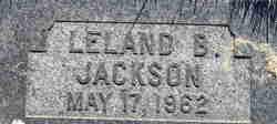 Leland B Jackson
