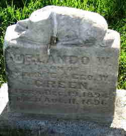 Orlando W. Green