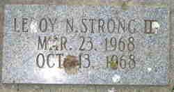 Leroy Nealey Strong, III