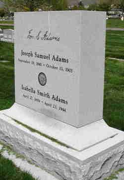Isabella <I>Smith</I> Adams