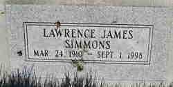 Lawrence James Simmons