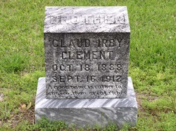 Claude Irby Clement