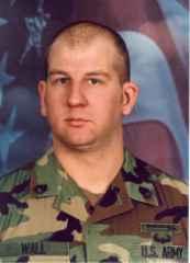 Sgt Mark Adam Wall