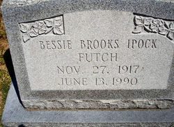 Bessie Brooks <I>Ipock</I> Futch