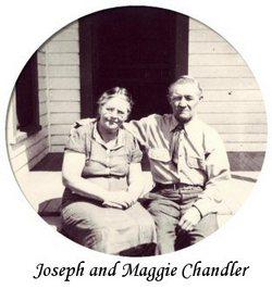 Maggie Isabel <I>Chandler</I> Cook