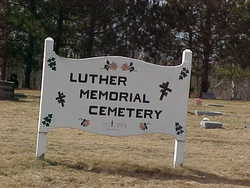 Luther Memorial Cemetery