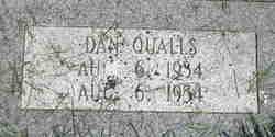Dan Roy Qualls
