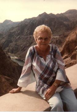 Margaret McKee <I>Gibbs</I> Rorrer