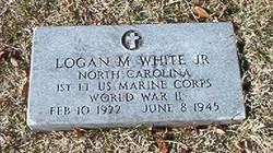 Lieut Logan M. White, Jr