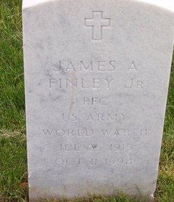 James Albert Finley, Jr