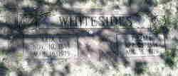 Arta Eveline <I>Williams</I> Whitesides