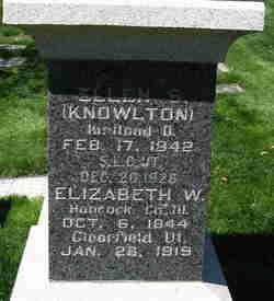 """Elizabeth Wadley """"Lizzie"""" Smith"""