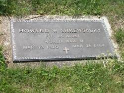 Howard William Shrewsbury