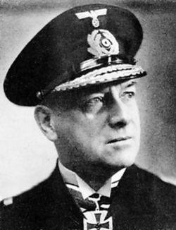 Erich Johann Raeder