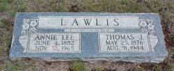 Thomas Jefferson Lawlis