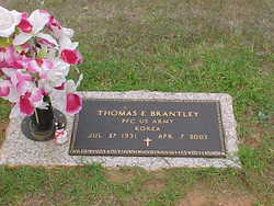 Thomas Elbert Brantley
