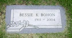 Bessie Katherine <I>Correll</I> Bohon