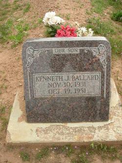 Kenneth Jennings Ballard