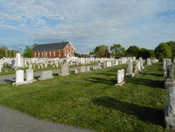 Strasburg Mennonite Cemetery