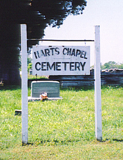 Hart Chapel Cemetery