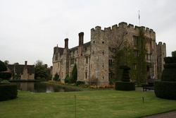 Hever Castle Grounds