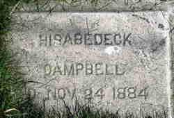 Hisabedeck Campbell