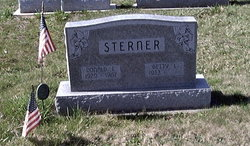 Corp Donald Eugene Sterner