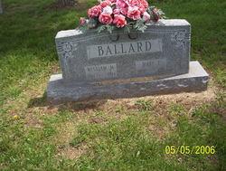 Mary E. <I>Golden</I> Ballard