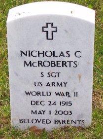 Nicholas C. McRoberts