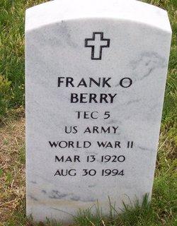 Frank O Berry