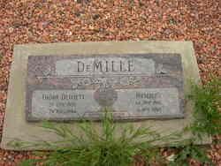 Thora <I>Dennett</I> DeMille