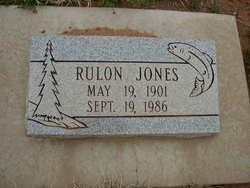 Rulon Jones