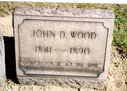 Sgt John Devender Wood