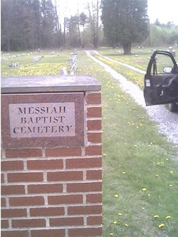 Messiah Baptist Cemetery