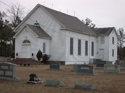 Hebron Methodist Church South Cemetery