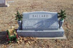 Samuel L Ballard