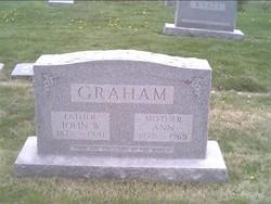 Ann <I>Hart</I> Graham