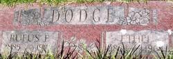 Violet Edith <I>McLeod</I> Dodge