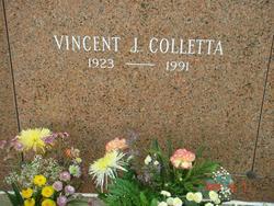 Vincent J Colletta