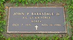 John P. Barksdale, Jr