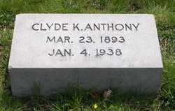 Clyde K. Anthony