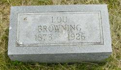 Lou Browning